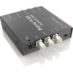 Convertidor Blackmagic Design Mini Converter SDI a Análogo 1