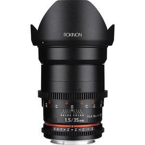 Lente Rokinon 35mm 1