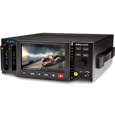 Grabador digital AJA Ki Pro Ultra 4K 1