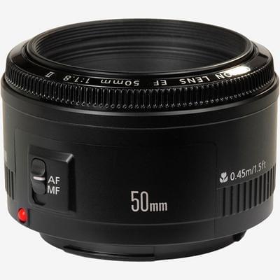 Lente Canon 50mm 1