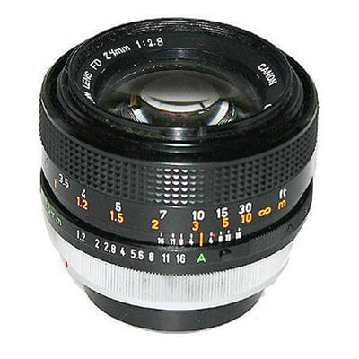 Lente Canon 24mm 1