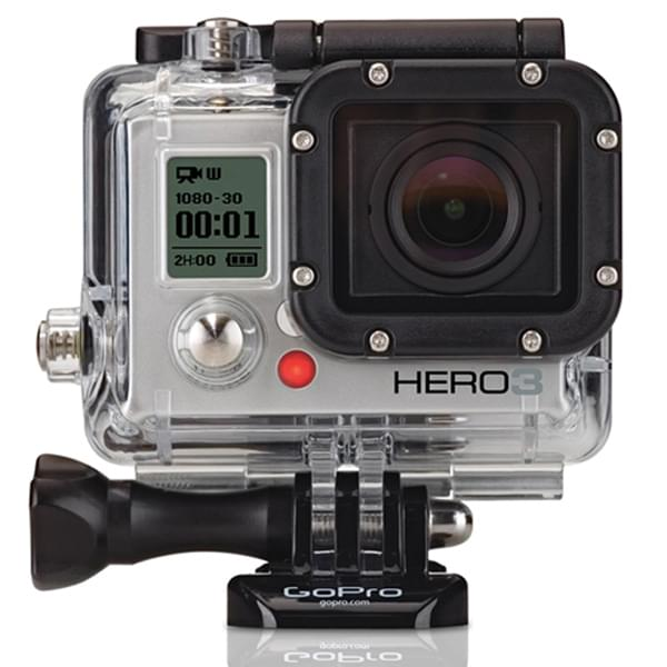GoPro HERO3 Silver Edition 1